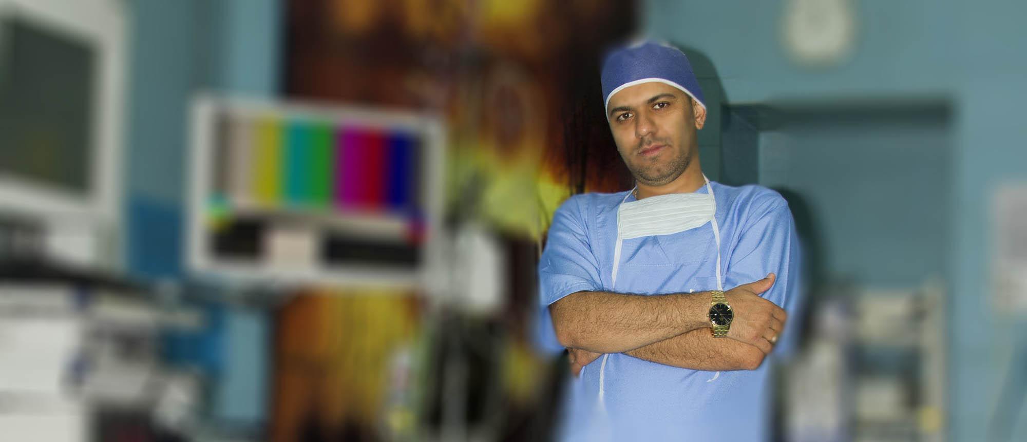 جراحی اسلیو معده | دکتر نور شفیعی | جراحی لاغری | جراحی چاقی