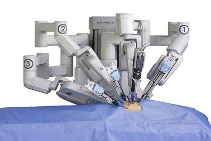 جراحی رباتیک چیست؟ | جراحی اسلیو معده | جراحی چاقی | جراحی چاقی | جراحی اسلیو مشهد